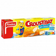 Findus 18 croustibats cabillaud 450g