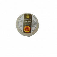 Crottin de chavignol fermier aop demi sec au lait cru 60g