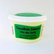 Cancoillotte vin du jura 240g lehmann