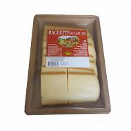 Raclette tranchettes lait cru slice pack 400g