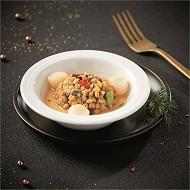 Cassolette de st-jacques et homard 100g