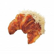 Croissant au jambon 140g