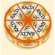 Le racly fromage à raclette ermitage au lait pasteurisé 27%mg/poids total