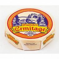 Munster ermitage aop lait pasteurisé de vache