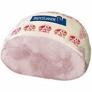 Jambon cuit supérieur le label rouge découenné dégraissé