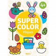 Coloriages - Super color : Pâques
