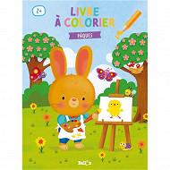 Coloriages - livre à cororier : Pâques