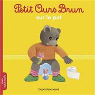 Album jeunesse - Petit Ours Brun sur le pot