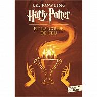 Roman jeunesse - Harry Potter Volume 4, Harry Potter et la coupe de feu
