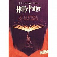 Roman ado - Harry Potter Volume 6, Harry Potter et le prince de Sang-Mêlé