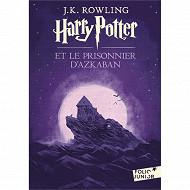 Roman jeunesse - Harry Potter Volume 3, Harry Potter et le prisonnier d'Azkaban