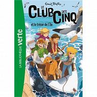 1ère lecture - Le club des Cinq Volume 1, Le club des Cinq et le trésor de l'île