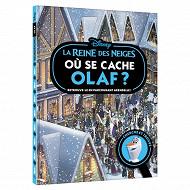 La reine des neiges, Où se cache...Olaf