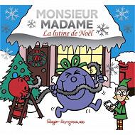 Album jeunesse - Monsieur Madame histoire de Noël