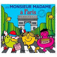 Album jeunesse - Les Monsieur Madame à Paris