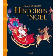 Album jeunesse - Les merveilleuses histoires de Noël