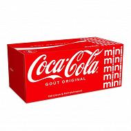 Coca-Cola boîte mini frigo pack 8x15cl