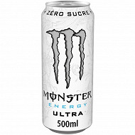 Monster ultra zero boite 50cl