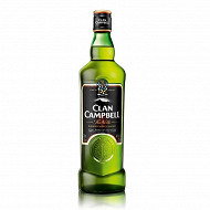 Clan Campbell whisky 70cl 40%vol