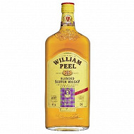 William Peel whisky 1L 40%vol