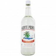 Sainte Prisca rhum blanc 1L 40%vol