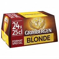 Grimbergen 24x25cl 6.70%vol format special
