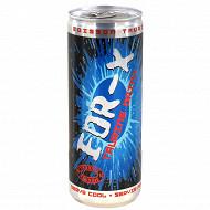 Fox X taurine drink boite 25 cl