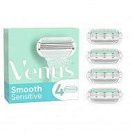 Venus gillette lames smooth sensi