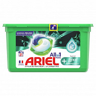Ariel all-in-1 pods detergent unstoppable 31ct
