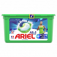 Ariel all-in-1 pods détergent active 31ct