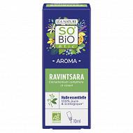 So Bio huile essentielle ravintsara bio 10ml