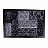 Tapis antipoussiére polymaide imprimé 40x60cm