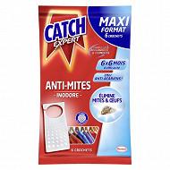 Catch crochets anti-mites inodore maxi format x6