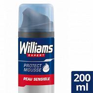 Williams Mousse à raser sensible 200ml