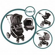 Poussette travel system horizon Geneva Trottine