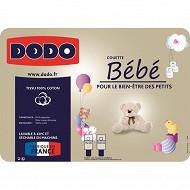 """Couette 75x120 """"Bébé""""coton Dodo"""
