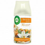 Air Wick freshmatic recharge fleur de vanille et délice de caramel 250ml