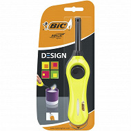 Bic megalighter design U140 fluo