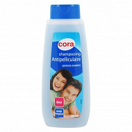 Cora shampooing familial antipelliculaire 500ml