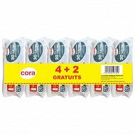 Cora sacs poubelle x20 haute 30l lot 2 + 2 offerts