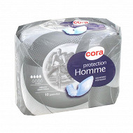 Cora Protection homme x10