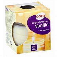 Cora bougie d'ambiance parfum vanille