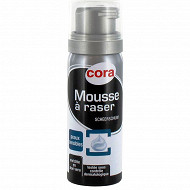 Cora mousse à raser peaux sensibles 50ml