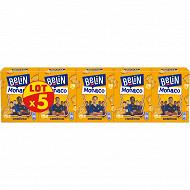Belin crackers monaco emmental 5x 100g