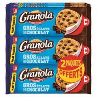 Granola cookies maxi 4+2 offerts 1.656 kg