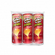 Pringles org original (3x175g)