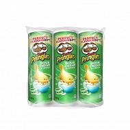 Pringles sco sour cream & onion (3x175g)