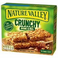 Nature Valley crunch avoine miel 210g