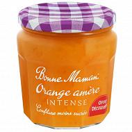 Bonne maman confiture orange intense offre découverte 335g