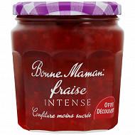 Bonne maman confiture fraise intense offre découverte 335g